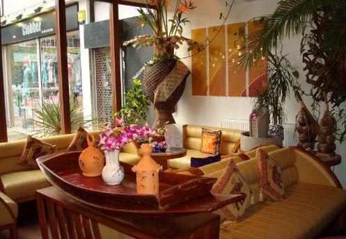 Blue Orchid Restaurant Restaurants In Amersham