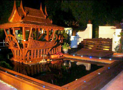 Blue Orchid Thai Restaurant Amp Bar Restaurants In Milton
