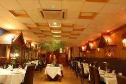 The Blue Orchid Restaurant